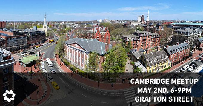 Cambridge Meetup, May 2nd | Zendesk
